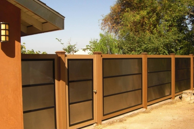 Installing Composite Fence Panels Ccacademy Fencing Ideas Composite Fencing Panels