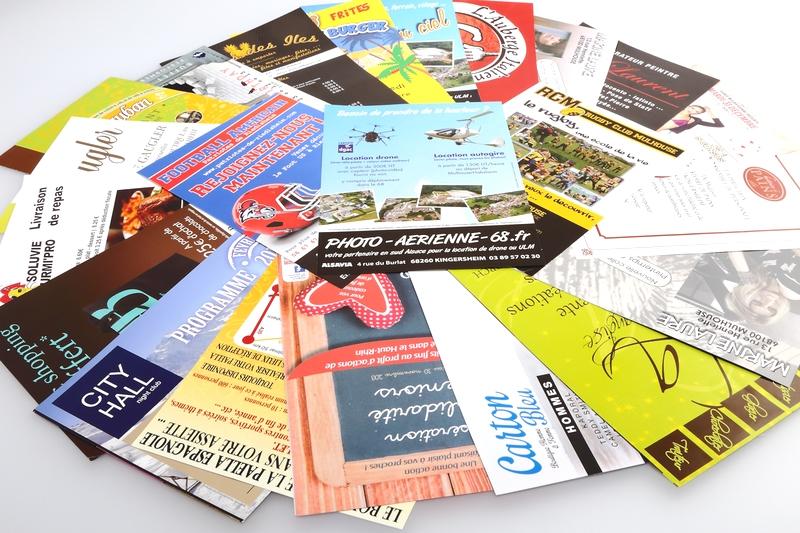 Печать листовок в Курске - полноцветная полиграфия 1